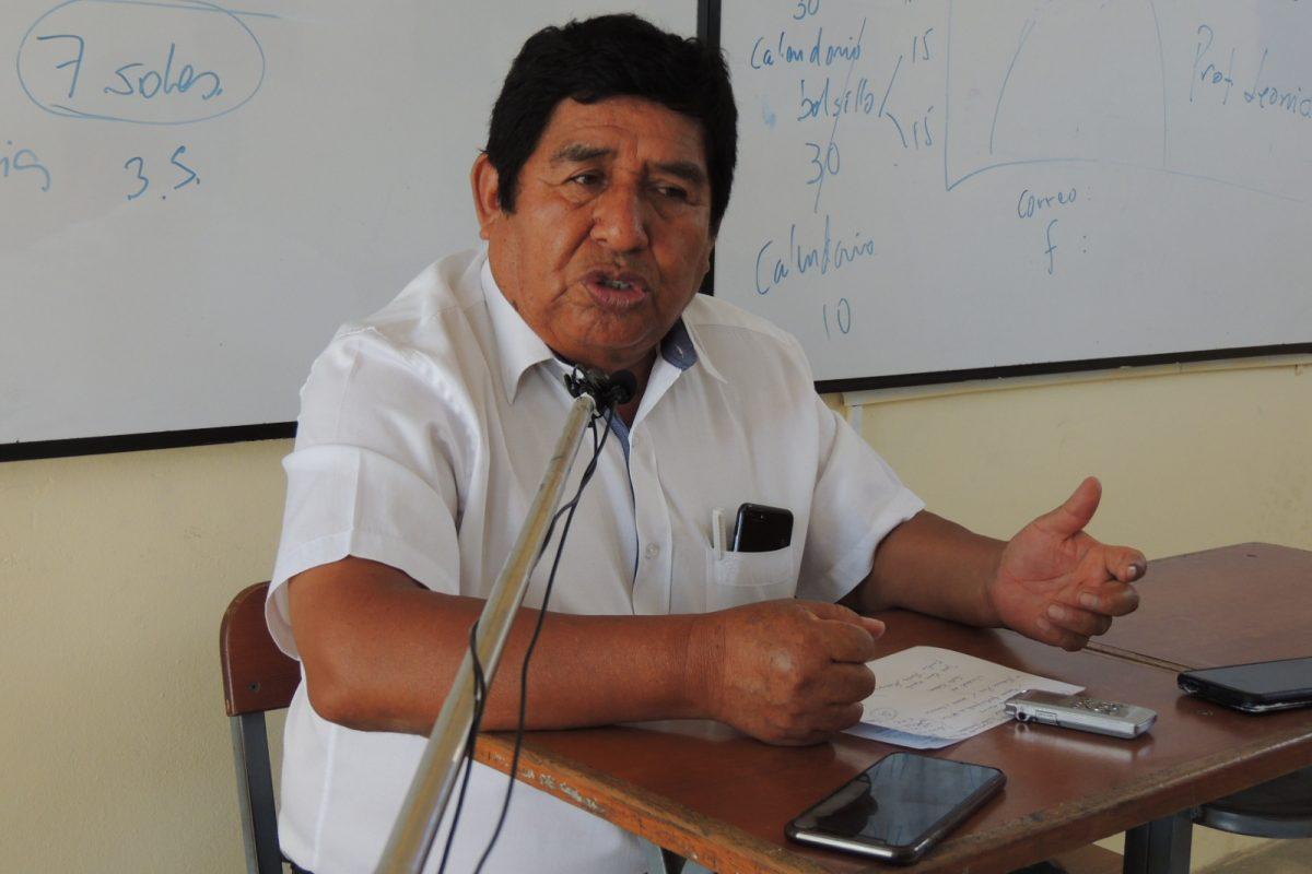 PROMETE UNA UNIVERSIDAD DEL PUEBLO PARA TACNA