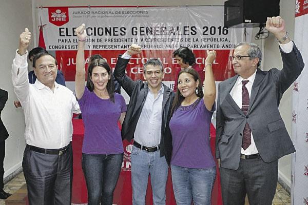 FISCALIA INVESTIGA GASTOS DE CAMPAÑA DE JULIO GUZMAN